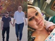 Mẹ cao 2m mang thai, em bé chào đời bác sĩ mới dám thở phào nhẹ nhõm