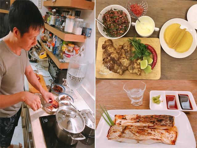 Phan Như Thảo thừa nhận chỉ vào bếp làm mì gói, còn việc nấu ăn là của chồng đại gia