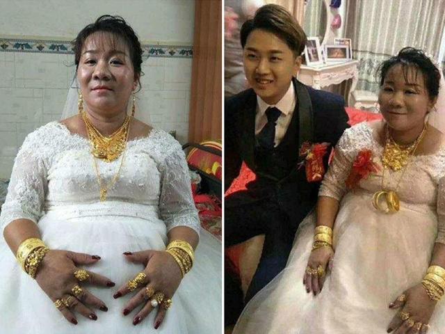 Nhận quà cưới là siêu xe 18 tỷ, trai trẻ lấy người phụ nữ 38 tuổi làm vợ