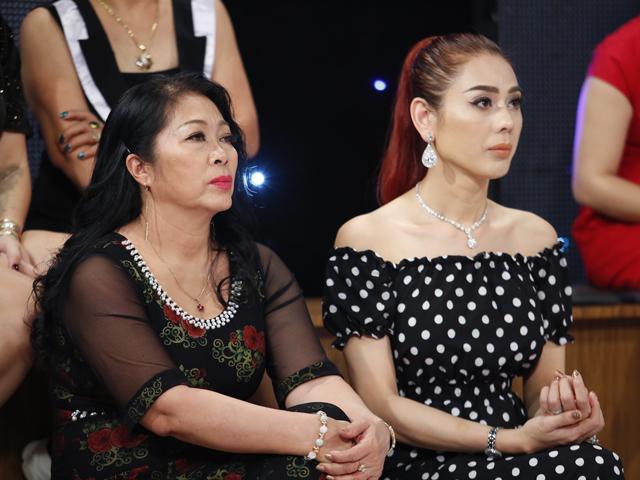Mẹ chồng Lâm Khánh Chi: Tôi nói với con trai, đàn ông mà lại cứ để vợ nẹt như vậy