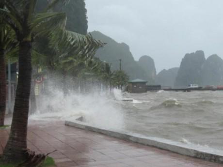 Áp thấp nhiệt đới giật cấp 9  khả năng mạnh thành bão, liên tục đổi hướng