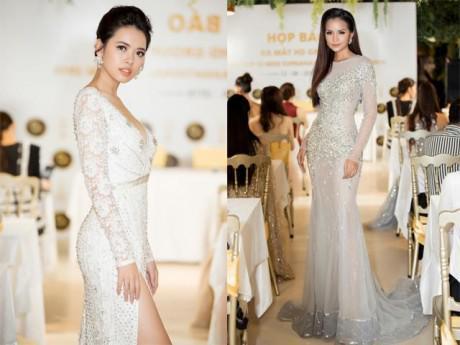 """Hoa hậu Siêu quốc gia Việt Nam: Top 15 chính thức lộ diện, toàn là """"gà chiến""""!"""