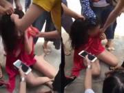 Tin tức - Hotgirl bị cắt tóc, xé quần áo, bắt đọc mật khẩu điện thoại vì nghi cặp bồ với đại gia