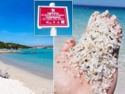 Xem ăn chơi - Sốc: Một nhúm cát cũng có giá hàng chục triệu đồng tại hòn đảo này