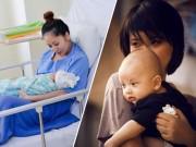 Xinh đẹp, hạnh phúc nhưng sau sinh, mỹ nhân Việt không khỏi hận bản thân, căm ghét cuộc đời