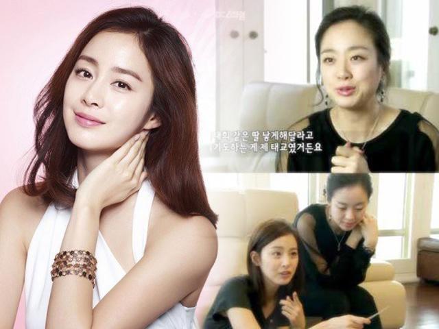 Hậu kết hôn và sinh con, Kim Tae Hee tái xuất trở lại nhưng xích mích với gia đình?