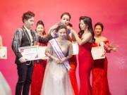 Sao Việt - Stella Chang trở thành Hoa hậu Đại sứ cuộc thi Hoa hậu Doanh nhân Toàn năng Châu Á 2018