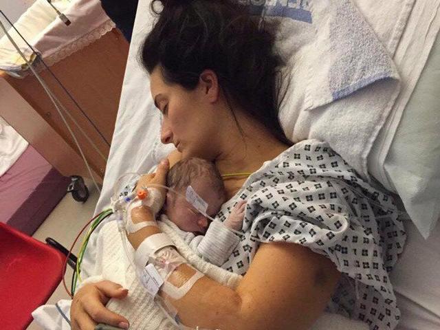 Mất con ở tuần thai thứ 34 vì tai nạn, mẹ đau đớn chia sẻ những hình ảnh cuối cùng