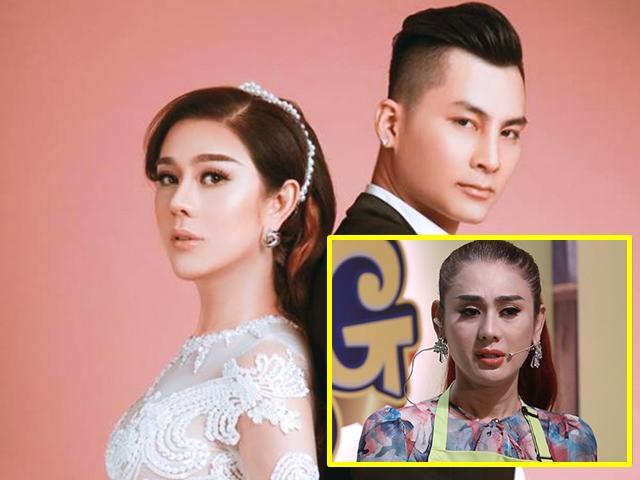 Vợ chồng Lâm Khánh Chi cãi nhau kịch liệt vì không hiểu ý nhau