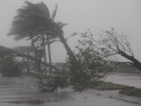 Tin mới bão số 4: Bão giật cấp 10 đe dọa Hải Phòng-Nghệ An, họp khẩn để ứng phó