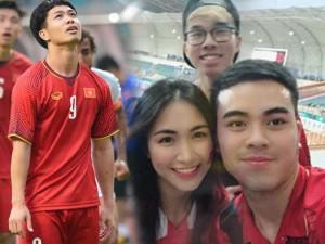 """Sự thật việc Hòa Minzy sang Indonesia để cổ vũ """"tình cũ"""" Công Phượng"""