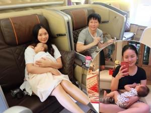 """28 tuổi lấy chồng đại gia U60, Phan Như Thảo giờ cho biết """"Chưa dám đẻ con thứ hai"""""""