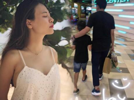 Hơn 1 tháng không đăng ảnh bạn trai, Đàm Thu Trang bất ngờ chia sẻ khoảnh khắc với Subeo