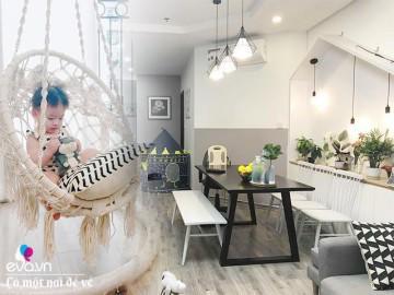 """Chốt mua căn hộ cũ chỉ trong 1 ngày, mẹ 9x quyết sửa lại thành tổ ấm """"trong mơ"""""""