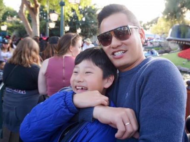 Jennifer Phạm tiết lộ cách chồng đối xử với con riêng Bảo Nam khi sống chung