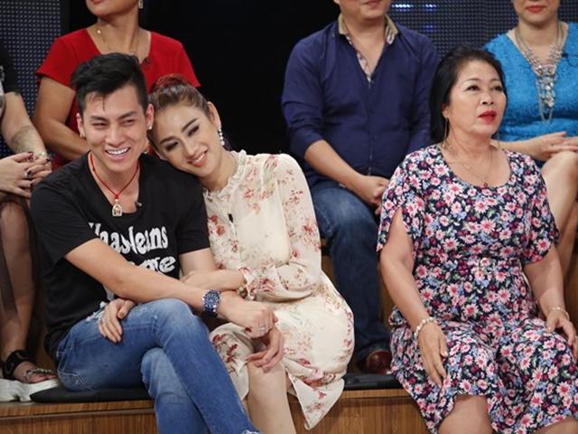 Mẹ chồng Lâm Khánh Chi sợ con dâu đến nỗi Nghe tiếng guốc thôi là đã nhận ra?