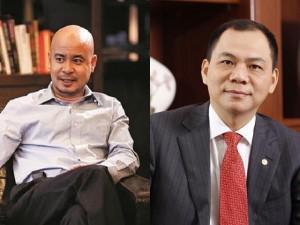 """""""Vua cà phê"""" Đặng Lê Nguyên Vũ giàu hơn cả tỷ phú đô la Phạm Nhật Vượng?"""