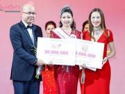 Tin tức thời trang - Nhà giáo Ngô Thị Tuyến - Hoa hậu Trí tuệ Doanh nhân Toàn năng Châu Á 2018