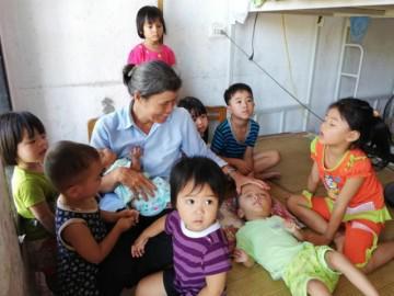 Về nơi cưu mang những bà bầu trót dại không nơi nương tựa tại Nam Định