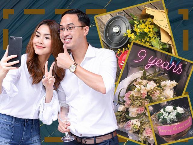 Giàu có là thế nhưng chồng Tăng Thanh Hà chỉ thích tặng vợ những món quà bình dân gây sốc
