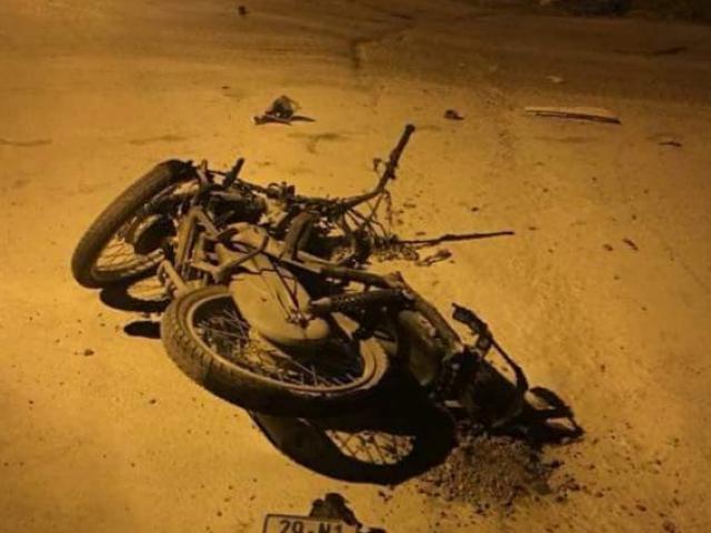 Tai nạn xe máy, anh em sinh đôi thương vong đúng ngày sinh nhật