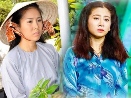"""Những bóng """"hồng nhan bạc phận"""", bị vai diễn vận vào đời của màn ảnh Việt"""