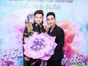 Ca sĩ Đỗ Minh Quân tung ca khúc lấy cảm hứng từ phim ngôn tình của Lưu Diệc Phi