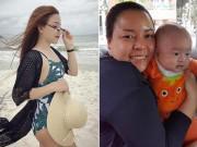 """Xuống sắc sau sinh, cô dâu Việt dùng nilon cuốn bụng, tụt 20kg khiến chồng Đài Loan """"ngã ngửa"""""""