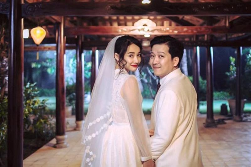 Nhã Phươngxác nhận sẽ tổ chức đám cưới với Trường Giang vào tháng 9 tới.