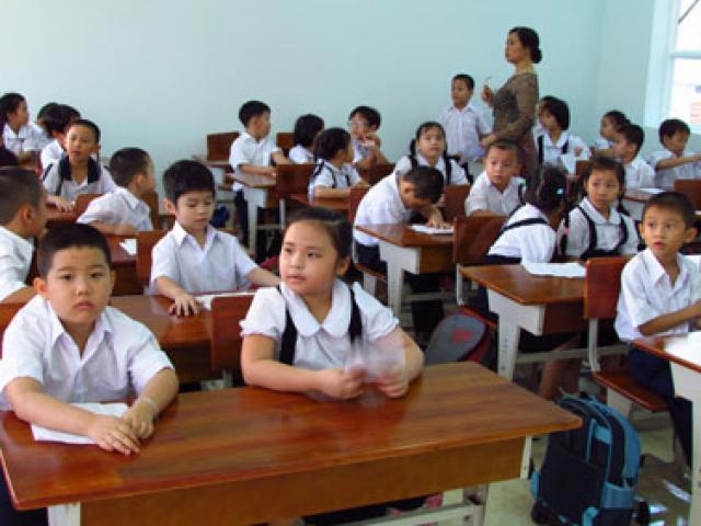 Top 10 trường tiểu học có sĩ số lớp 1 cao nhất ở Hà Nội