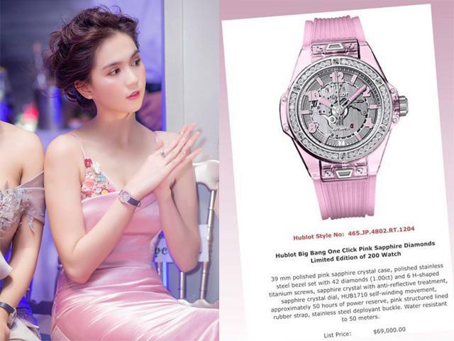 Mừng sinh nhật tuổi 30, Ngọc Trinh đi mua sắm tốn hết 4 tỷ đồng trong vòng 1 nốt nhạc!