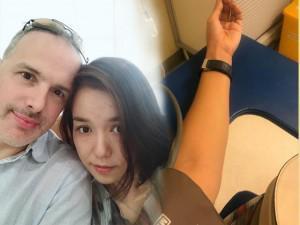 Lý Thanh Thảo gặp sự cố, nhập viện ngay trong đêm tân hôn với chồng Tây