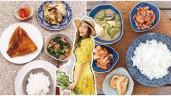 Giật mình với những bữa ăn giản dị chưa đến 50 nghìn của Tăng Thanh Hà