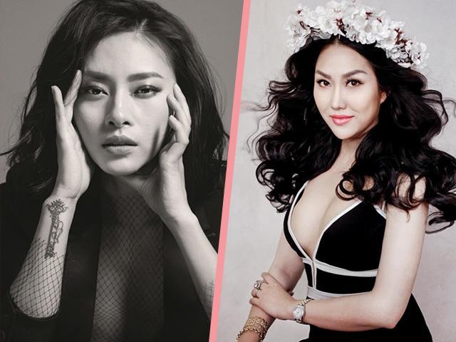 Đọ tài sắc những người đẹp trùng tên trong showbiz Việt
