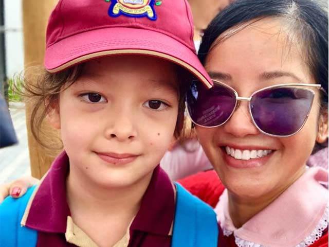 Sao Việt 24h: Diva Hồng Nhung tiết lộ mong ước của con khi vào lớp 2