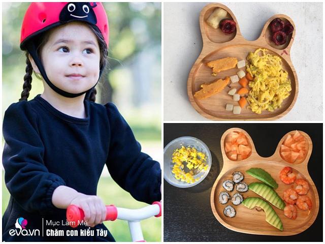 Giật mình vì bữa sáng mẹ Việt ở Pháp nấu cho con ăn khác xa thói quen ở quê ngoại