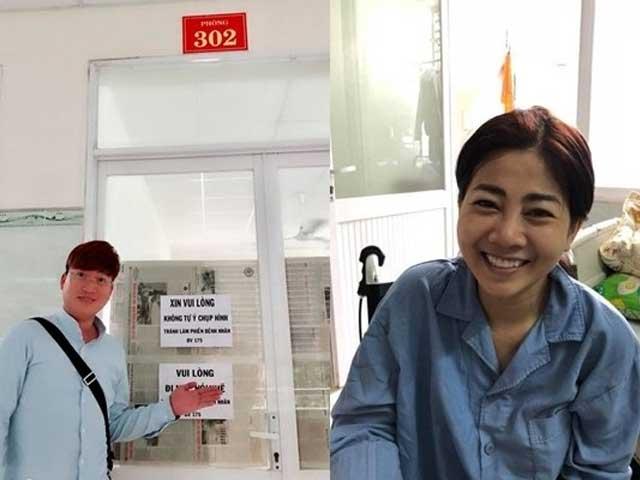 Sao Việt 24h: Tình hình bệnh tật mới nhất của Mai Phương được Sỹ Luân tiết lộ