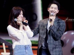 """Ngôi sao 24/7: Chỉ những kẻ """"cuồng vợ"""" như Song Joong Ki mới gọi bà xã sến như thế này!"""