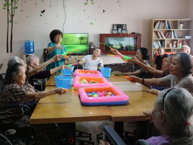 Những chuyện dở khóc dở cười trong viện dưỡng lão
