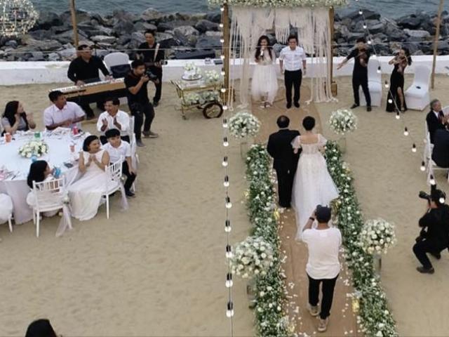 HOT: Hình ảnh hiếm hoi của Nhã Phương trong buổi lễ đính hôn với Trường Giang