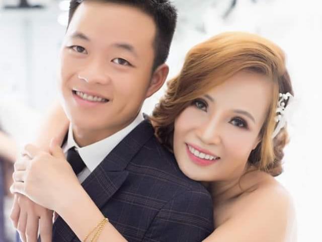 Cô dâu 62 tuổi lấy chồng 26 phân trần lý do tự nhận là cô dâu đẹp nhất thế giới