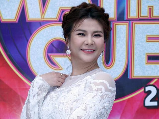 Giám khảo Kim Oanh thể hiện giọng cười khiến khán giả kinh hồn bạt vía