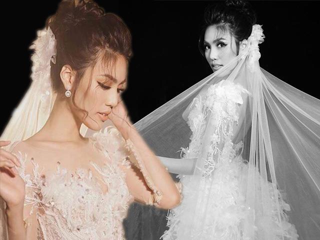 HOT: Ngoài Nhã Phương, còn 1 cô dâu tháng 10 nữa vừa lộ nhan sắc đẹp nao lòng