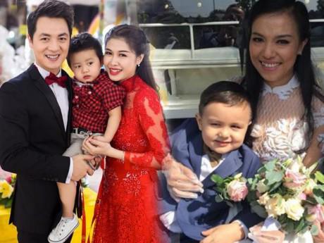 """Những """"cậu ấm cô chiêu"""" nhà sao Việt được dự đám cưới của... chính bố mẹ mình"""