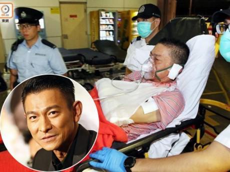 Chấn động: Xếp hàng mua vé concert Lưu Đức Hoa, một người đàn ông bị chém rách tay, rách tai