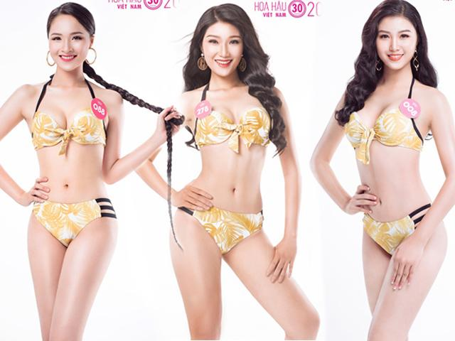 3 thí sinh Hoa hậu Việt Nam 2018 sở hữu những kỷ lục đáng ngạc nhiên!