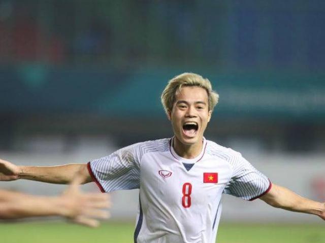 Cận cảnh bàn thắng vàng của Văn Toàn khiến hàng triệu người hâm mộ vỡ òa cảm xúc