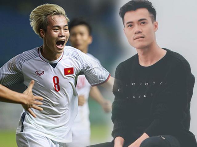 Văn Toàn - cầu thủ vừa lập nên kỳ tích cho đội tuyển Việt Nam ngoài đời như thế nào?