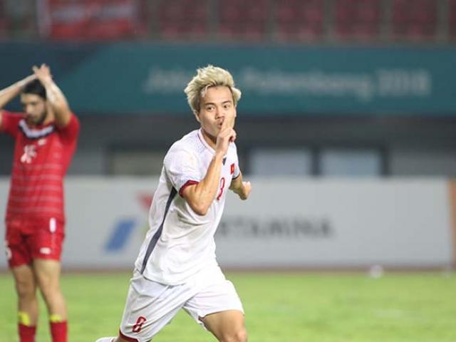 Bố cầu thủ Văn Toàn: Toàn ghi bàn thắng, tôi mừng đến rơi nước mắt