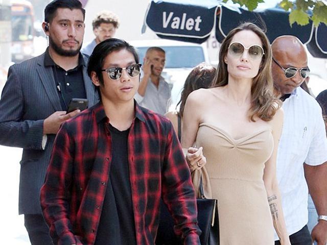 Ngôi sao 24/7: Pax Thiên - Chàng thiếu niên được Angelina Jolie tin tưởng nhất nhà